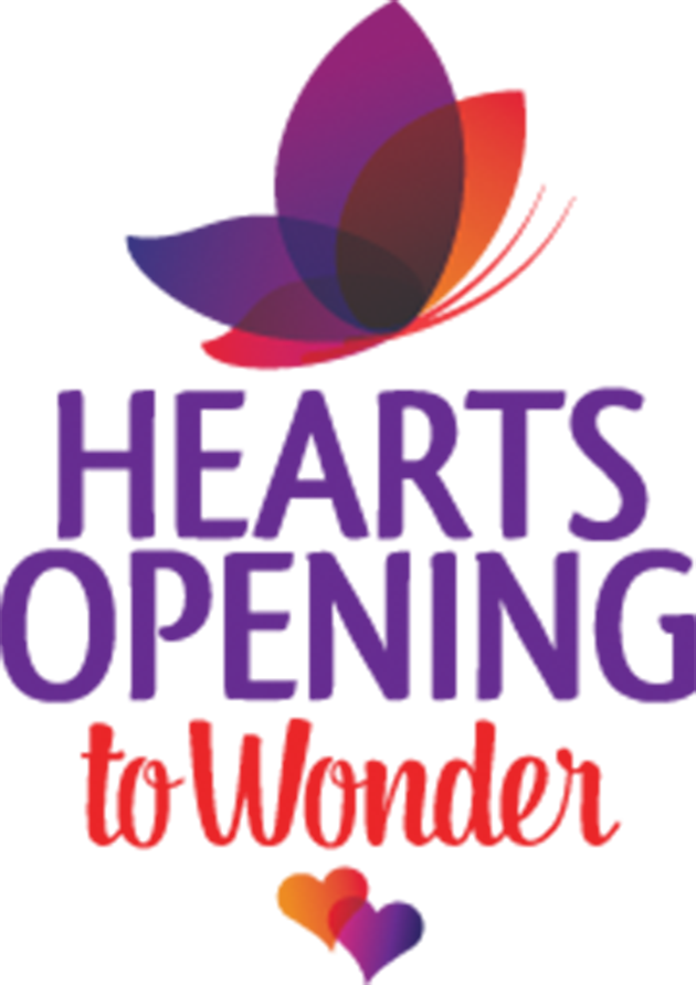 Hearts Opening to Wonder